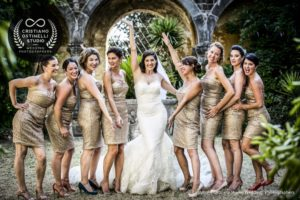 Cristiano Ostinelli photo wedding