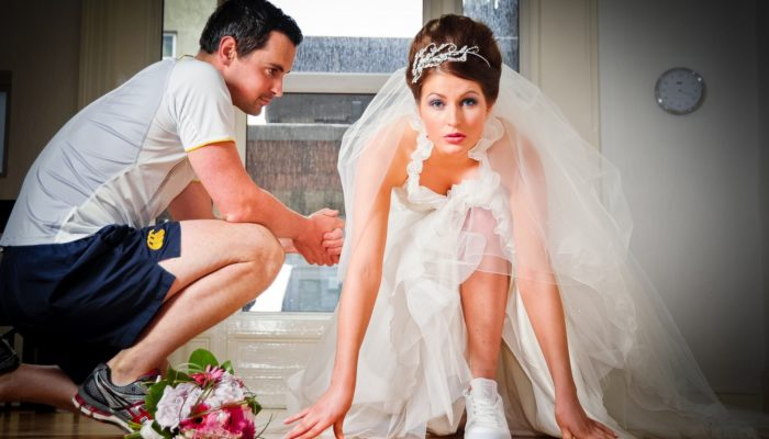 wedding personal trainer
