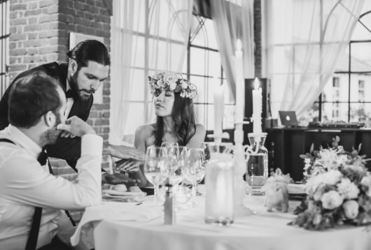 spettacolo magia matrimoni 530x358 - Un mago per il tuo matrimonio: come e perché sceglierlo
