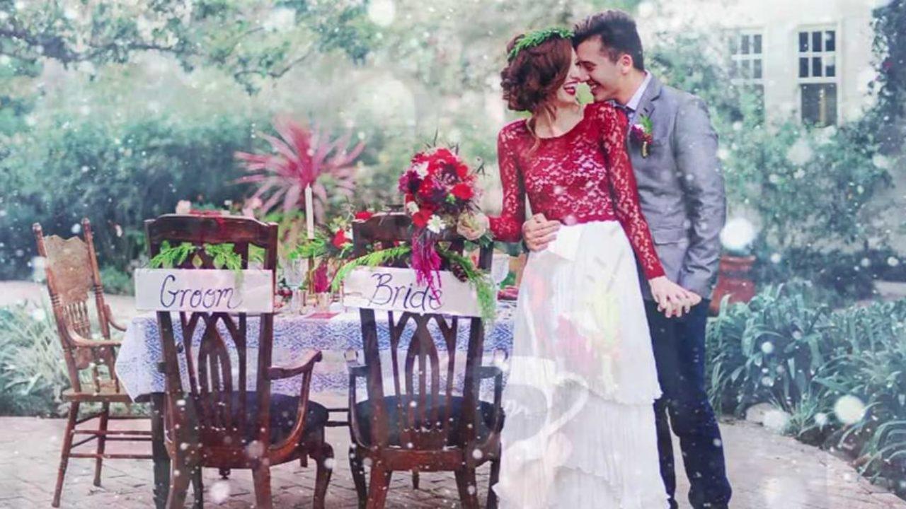Addobbi Natalizi Matrimonio.Sposarsi A Natale 6 Ispirazioni A Tema Natalizio Listanozzeonline Magazine
