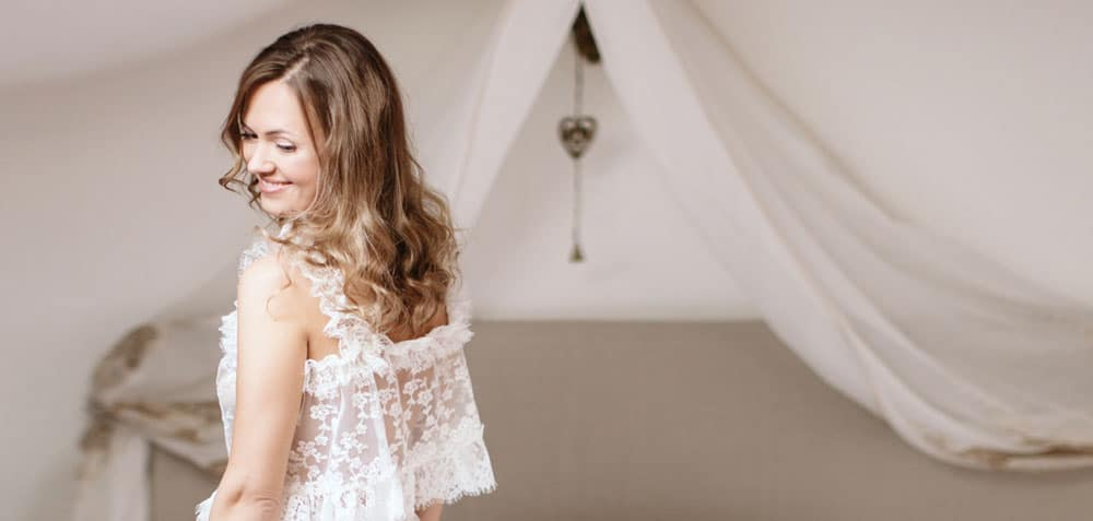 sposa intimo - Intimo Sposa: la Chic Lingerie di Marianna Lanzilli