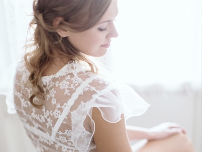 sposa intimo2 - 5 spunti per organizzare un Matrimonio non convenzionale