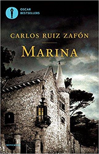 Marina Carlos Ruiz Zafón - 5+1 libri da regalare al vostro Lui
