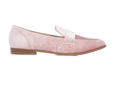 mocassini rosa in velluto - 20 curiosità per il matrimonio scovate su Primark