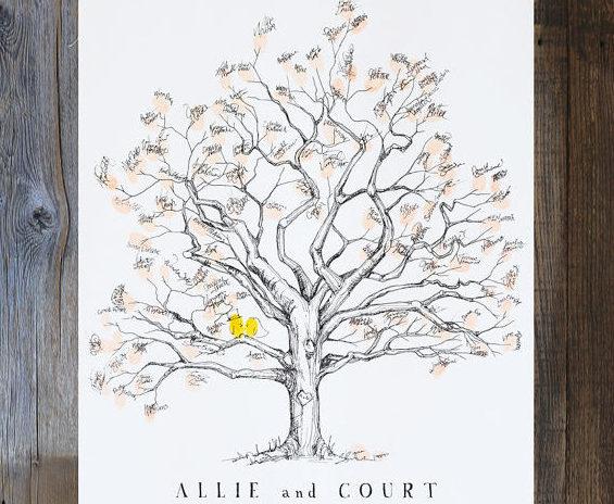 il 570xN.982055560 mha3 e1524561551785 - Il perfetto matrimonio a tema albero della vita