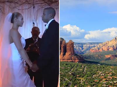 Beyoncé e Jay Z – Usa Arizona - Luna di miele VIP: prendi spunto dalle celebrità!