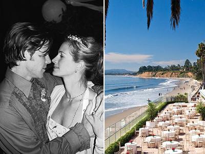 Julia Roberts e Daniel Moder – California - Luna di miele VIP: prendi spunto dalle celebrità!