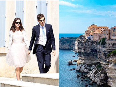 Keira Knightley e James Righton – Francia - Luna di miele VIP: prendi spunto dalle celebrità!