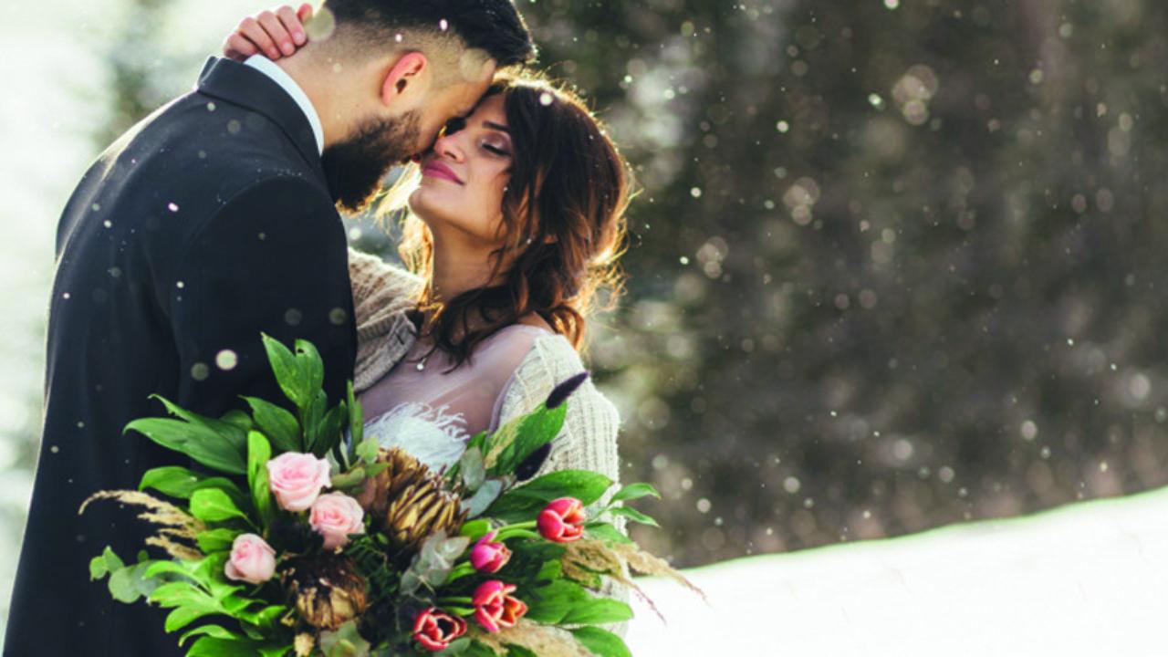 Bouquet Sposa Inverno 2018.9 Ispirazioni Per Un Bouquet Sposa Invernale Listanozzeonline