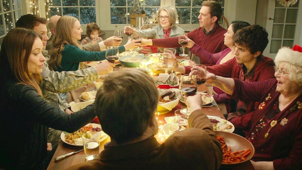 film d'amore da vedere a natale - Love the Coopers