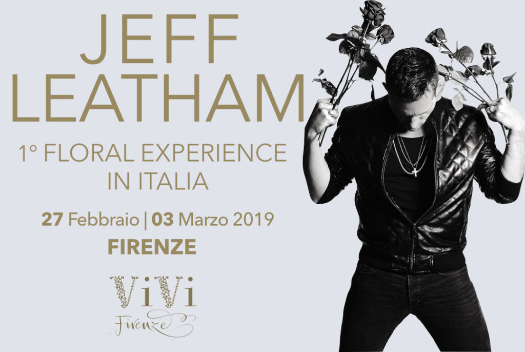 Vivi Events-Firenze-Jeff-Leatham-2