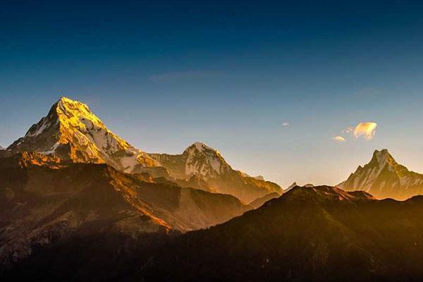 Nepal Annapurna - Viaggio di Nozze in Nepal + Thailandia