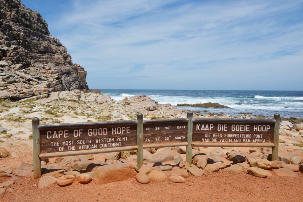 cape of good hope 1024x683 - Viaggio di nozze in Sudafrica
