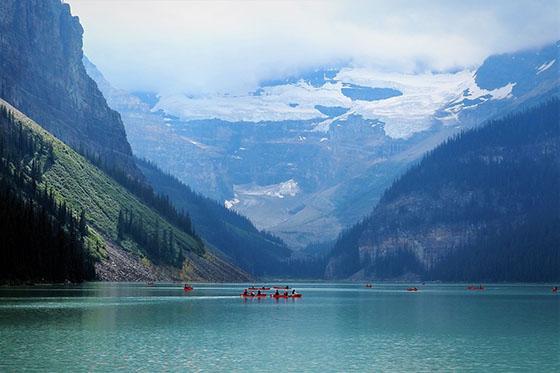 lake louise 3647470 1920 - Viaggio di Nozze in Canada: un'avventura nella natura