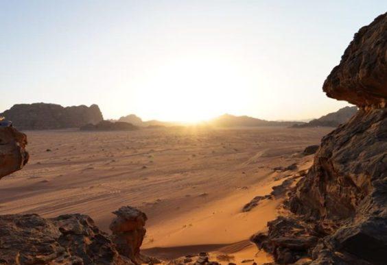 Deserto Wadi rum 2 e1566807662996 - Viaggio di Nozze nella romantica Giordania