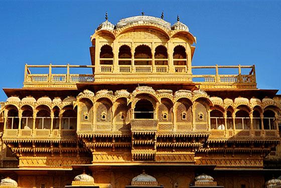 India-Rajasthan-JAISALMER