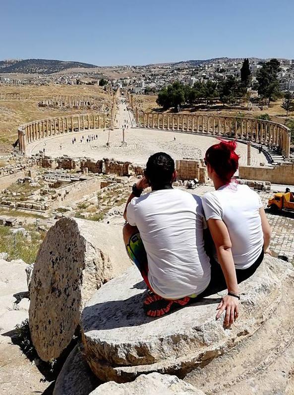Jerash - Viaggio di Nozze nella romantica Giordania