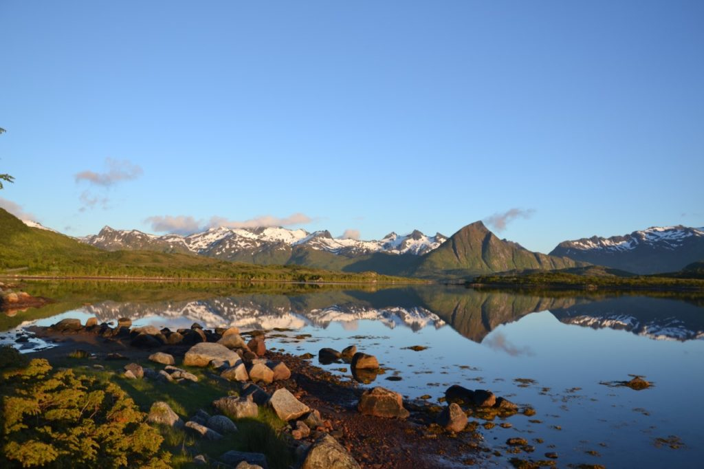 SOLE DI MEZZANOTTE 1024x682 - Viaggio di Nozze: Islanda, Isole Lofoten, Hurtigruten