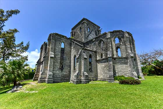 bermuda church - Luna di Miele alle Bermuda con amore