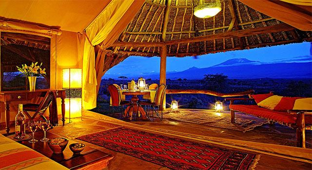 Kenya TortilisCamp - Sposarsi durante un safari in Kenya