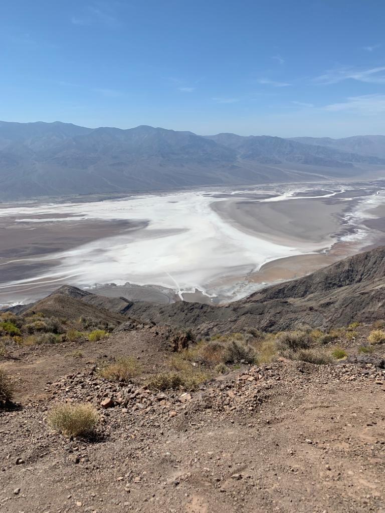 death valley 768x1024 - Stati Uniti: Viaggio nella mitica West Coast