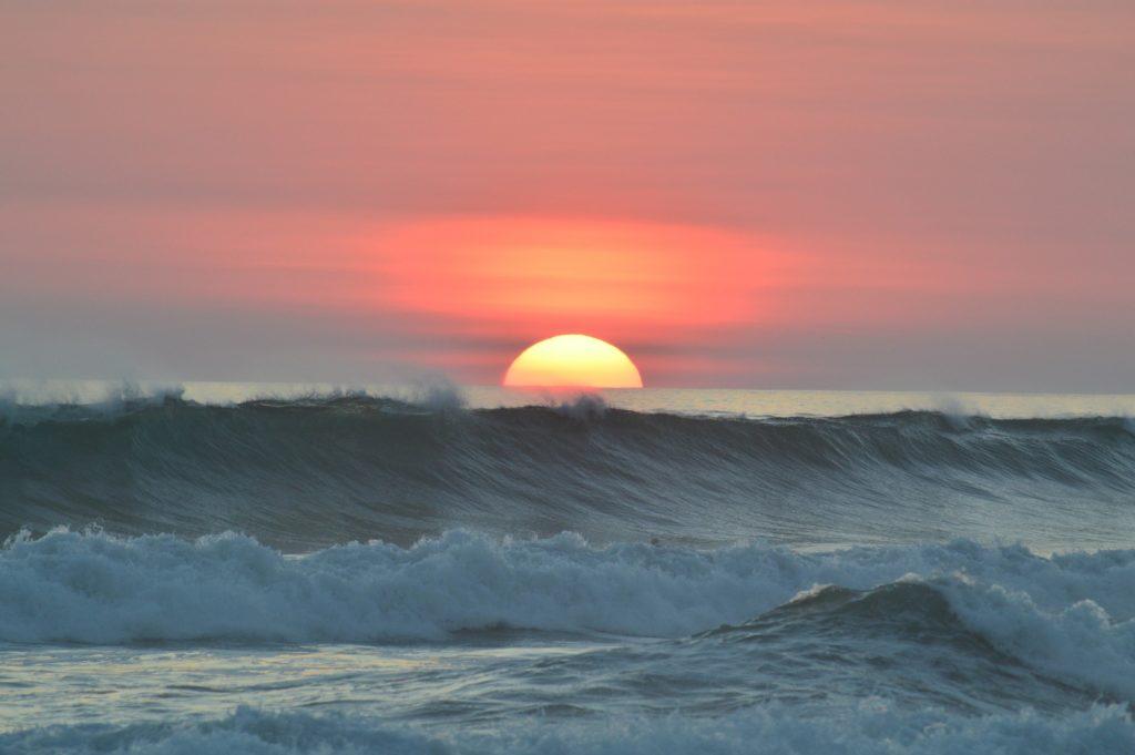 """sunset 379109 1920 1024x681 - Costa Rica, Viaggio di Nozze """"Pura vida"""""""