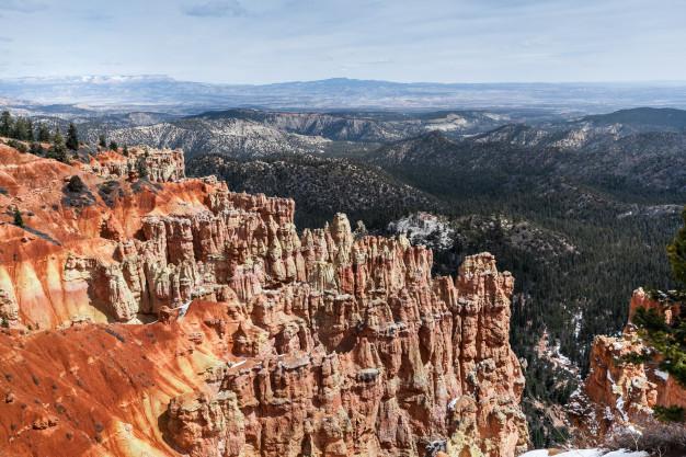 hoodoos bryce canyon usa ovest - USA Ovest: Viaggio di Nozze in MTB