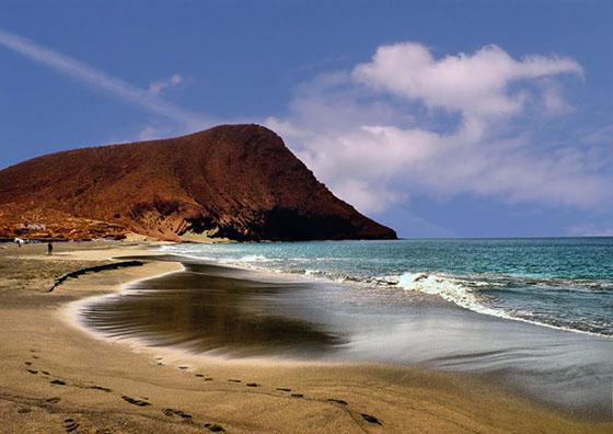 Tenerife Montaña Roja - Luna di Miele a Tenerife