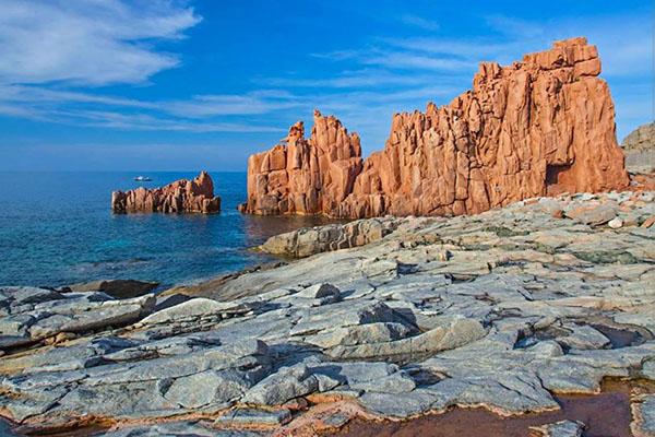 Sardegna-Rocce Rosse Arbatax