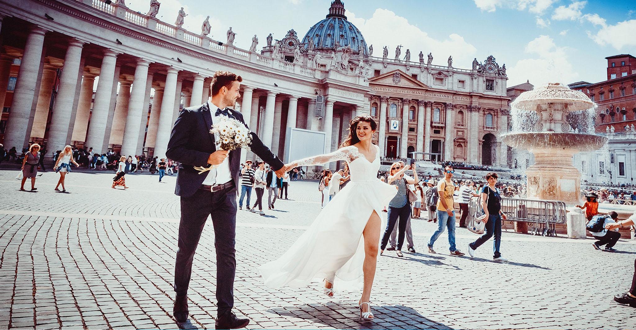 Sposarsi a Roma: la guida
