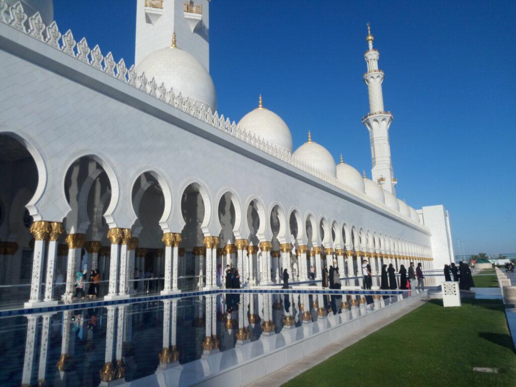 Grande Moschea AbuDhabi