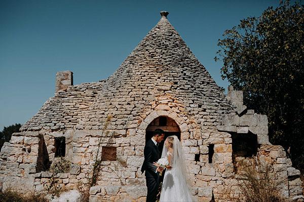Matrimonio Bari Trullo