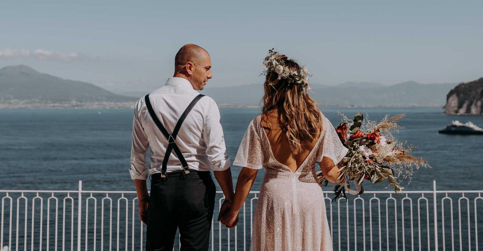 Sposi bellissimi nelle foto di nozze: qualche piccolo trucco per apparire al meglio